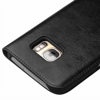 Qialino Samsung Galaxy S7 EDGE Luxury Leather Case