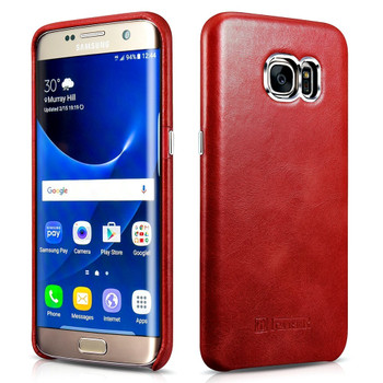 Samsung Galaxy Edge Phone Cover Red