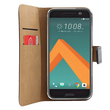 HTC 10 Leather Wallet Case