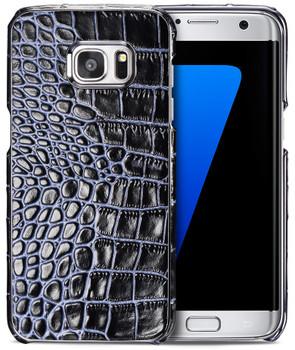 Samsung S7 Edge Crocodile