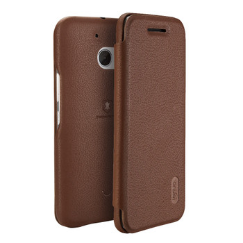 HTC 10 Soft Slim Flip Cover Case