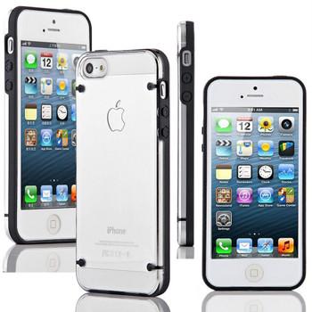 iPhone SE Bumper Clear Back