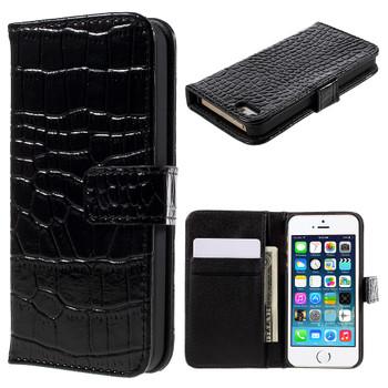 iPhone SE Case Crocodile