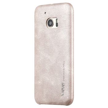 HTC 10 Vintage Series Back Cover Case Light Gold