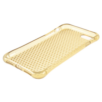 iPhone 7 Silicone Case Cover Gold