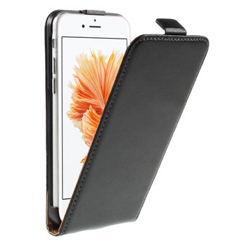 iPhone 7 Leather Flip Case