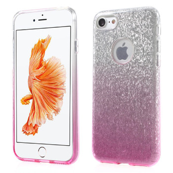 iPhone 7 Glitter Pink