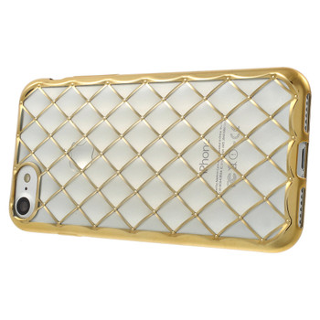 iPhone 7 Luxury Gel Soft Case Gold