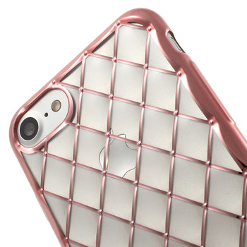 iPhone 7 Luxury Soft Case Rose Gold