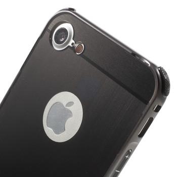 iPhone 7 PLUS Aluminum Bumper Case+Back Cover