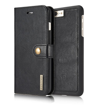 iPhone 7 PLUS Leather Wallet With Removable Case