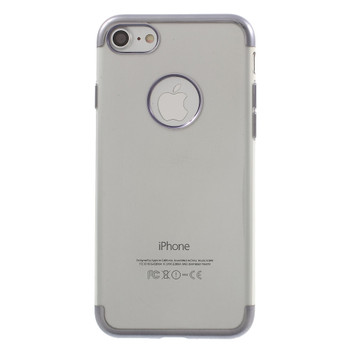 iPhone 7 Bumper Case with Clear Back