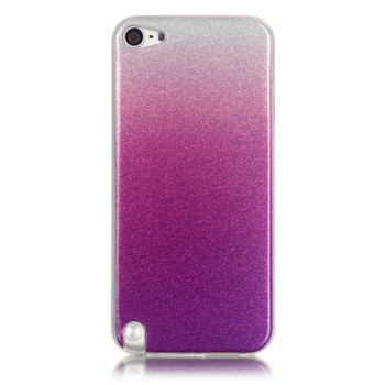 iPod Touch 6/5 Silicone Case Super Pink