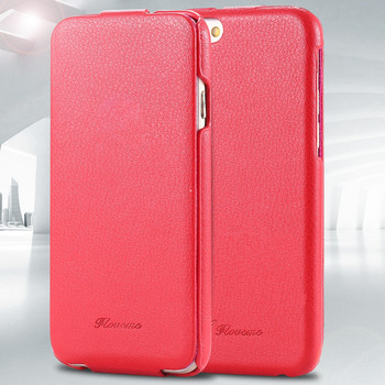 iPhone 7 Red Leather