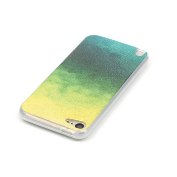 iPod Touch 6/5 Silicone Case Green