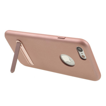 iPhone 7 Kickstand Case Rose Gold