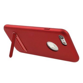 iPhone 7 Kickstand Case Cover Red