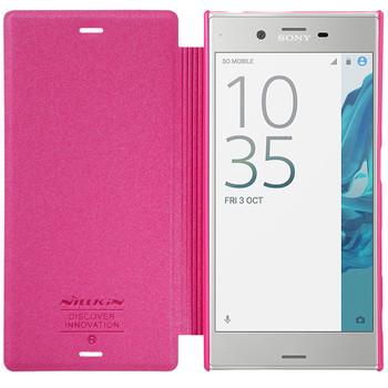 Nillkin Sony Xperia XZ Smart Case Pink