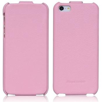 iPhone SE Flip Case Light Pink