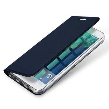 Google Pixel Flip Case Cover Blue