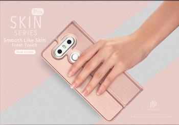 LG G6 Case Cover Rose Gold