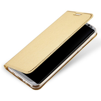 Samsung Galaxy S8 Case Cover Gold