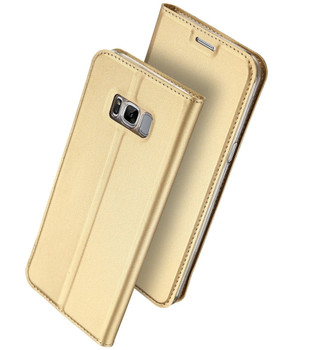 Samsung Galaxy S8+ [Plus] Cover Case Gold
