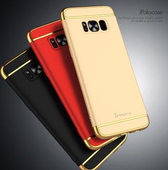 Samsung Galaxy S8+ [Plus] Cover Bumper Case Gold