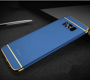 Samsung Galaxy S8+ [Plus] Cover Bumper Case Blue