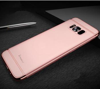 Samsung Galaxy S8+ [Plus] Bumper Case Rose Gold