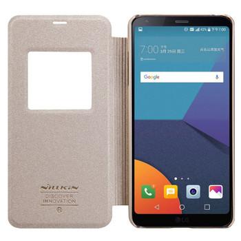 Nillkin LG G6 Window Smart Case Cover Gold