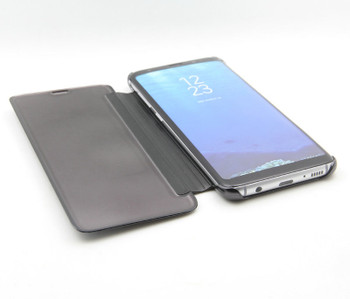 Samsung Galaxy S8+ [Plus] Smart Case Cover Blue