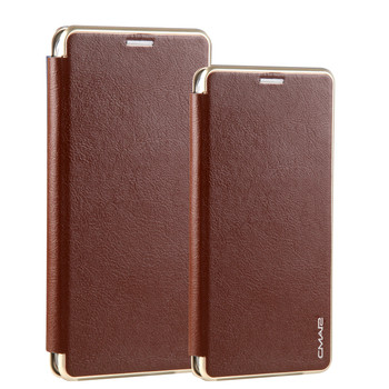 Samsung Galaxy S8 Luxury Protective Cover Brown