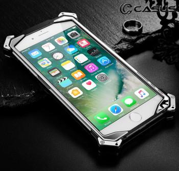 iPhone 7 Rugged Aluminum Steel Armor Case