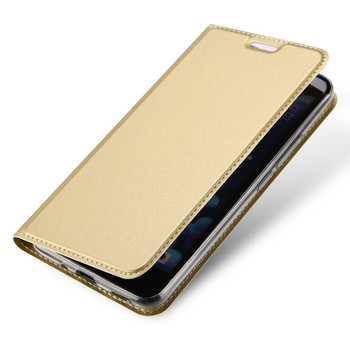 HTC U11 Flip Case Cover Gold