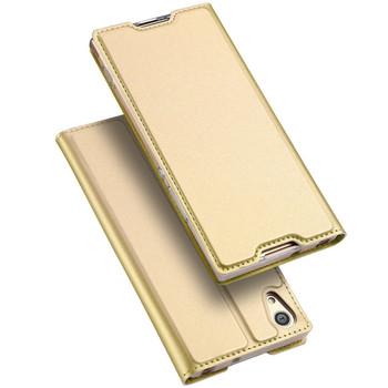 Sony Xperia XA1 Case Leather