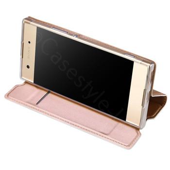 Sony Xperia XA1 Cover Case Rose Gold