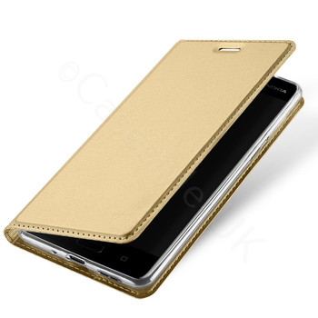 Nokia 8 Case Cover Gold