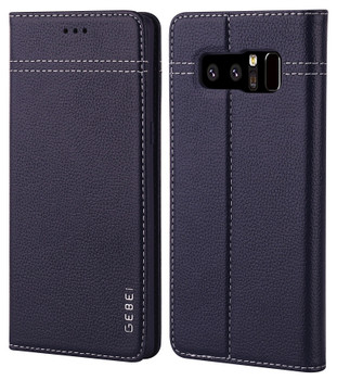 Samsung Note 8 Genuine Leather Case