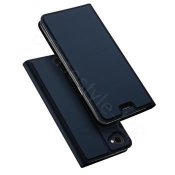 LG Q6 Case Cover Blue