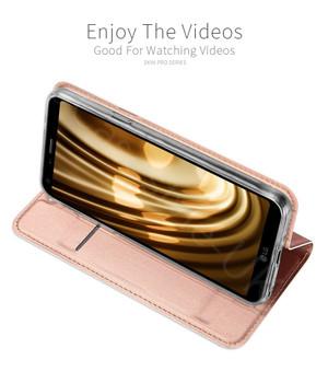 LG Q6 Case Rose Gold Pink