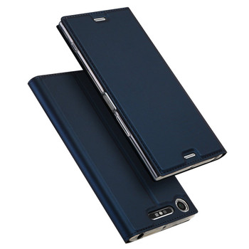 Sony Xperia XZ1 Case Cover Blue