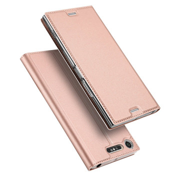 Sony Xperia XZ1 Case Cover Rose Gold