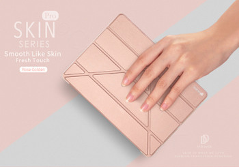 iPad Pro 12.9 Cover Case Rose Gold