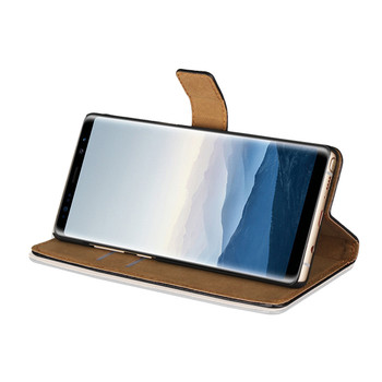 Samsung Galaxy Note 8 Leather Wallet Case