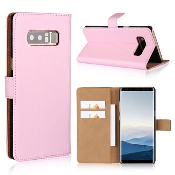 Samsung Note 8 Wallet Pink