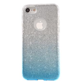 iPhone 8 Glitter Bling Case Blue
