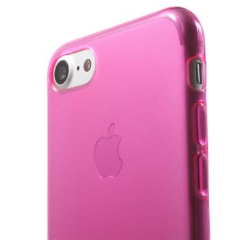 iPhone 8 Silicone Skin Pink