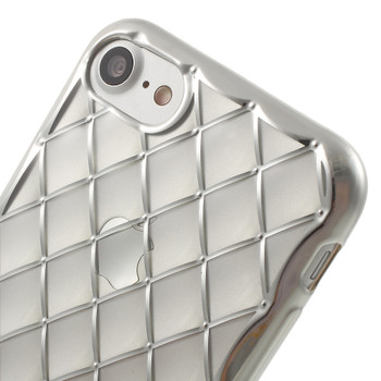 iPhone 8 Soft Case Silver