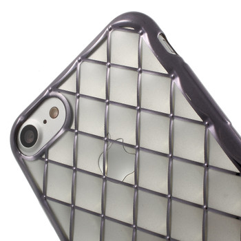iPhone 8 Soft Case Grey